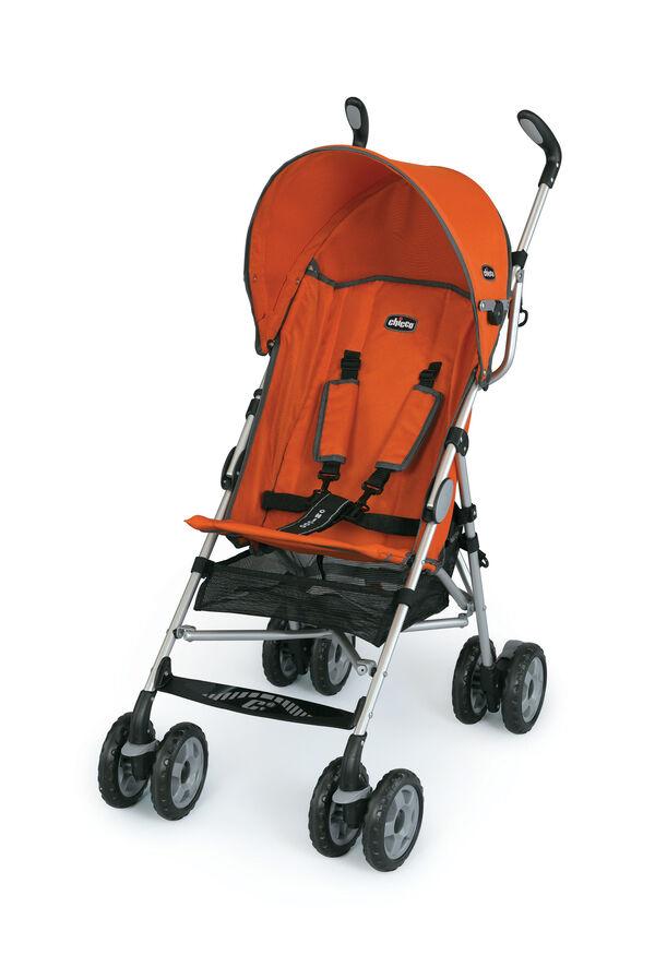 Chicco C6 Lightweight Stroller - Tangerine