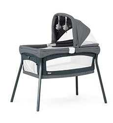 Chicco LullaGo Bassinet