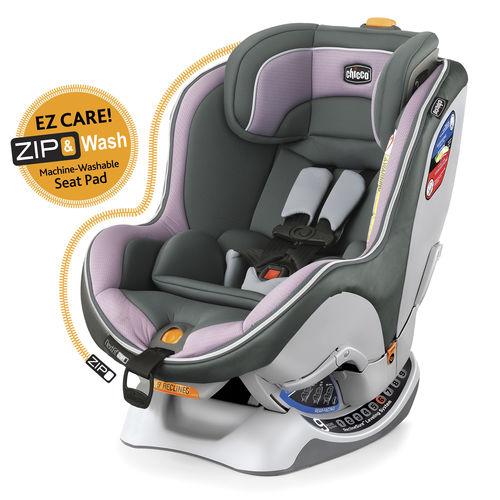 Chicco NextFit Zip Convertible Car Seat - Lavender