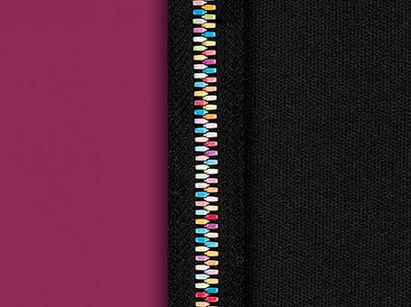 Fuchsia Fabric Swatch