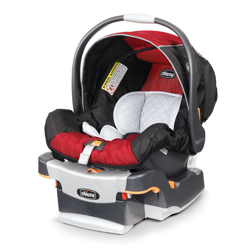 Chicco KeyFit 30 Infant Car Seat & Base - Fire