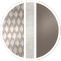 Chicco Latte Fashion Swatch