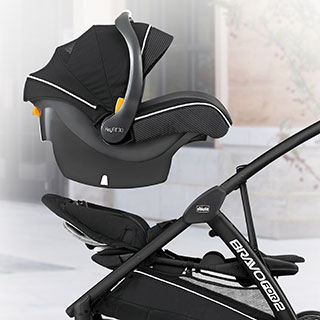 Bravofor2 Le Standing Amp Sitting Double Stroller Chicco