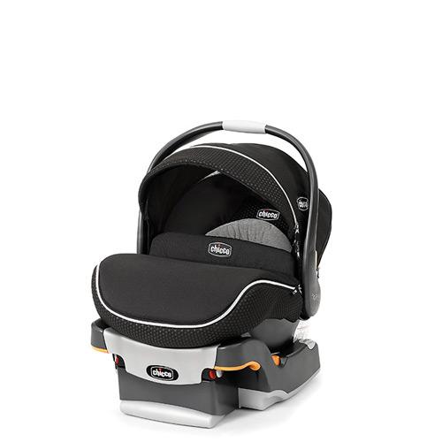 KeyFit 30 Zip® Infant Car Seat - Obsidian