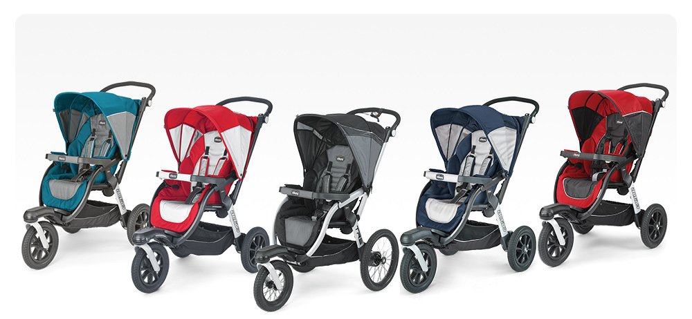 Jogging Strollers - Chicco tre vs activ3 - jogging strollers with car seat compatability