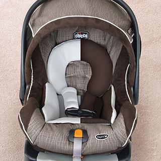 Keyfit Magic Infant Car Seat Isle Chicco