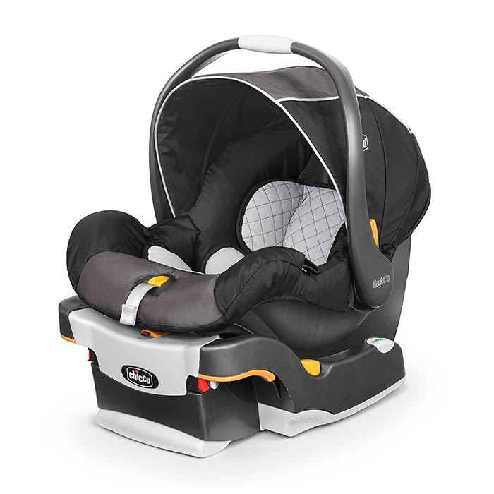 Chicco KeyFit 30 Car Seat in Iron