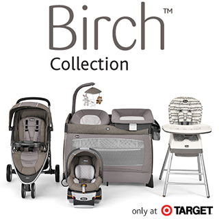 Birch Fashion Baby Gear Collection from Chicco