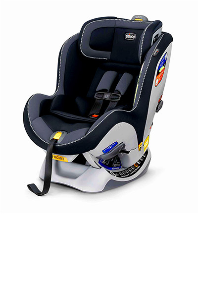 NextFit iX Convertible car seat for infants to preschoolers