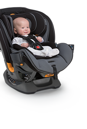 Chicco Fit4 Stage 1 is Rear-Facing for Infants who are 4-16 lbs.