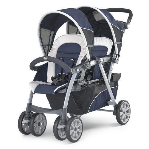 Chicco Cortina Together Double Stroller - Equinox