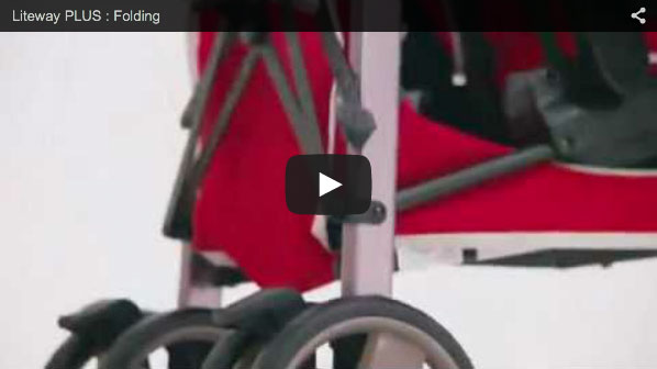 How to Fold the Stroller