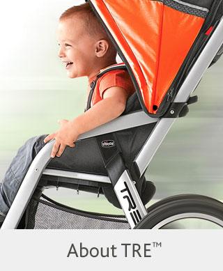 TRE Chicco Running Stroller