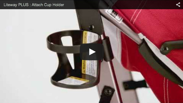 Applying Cup Holder