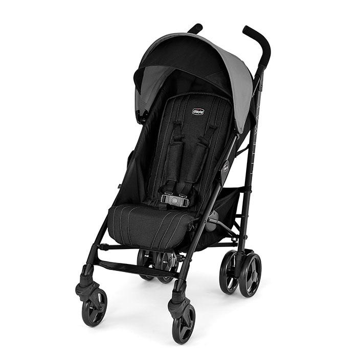 Chicco Liteway Lightweight Stroller in Moon Grey