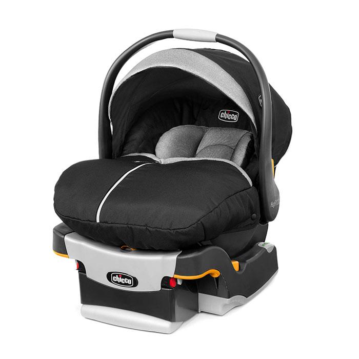 Chicco KeyFit 30 Zip Car Seat in Black
