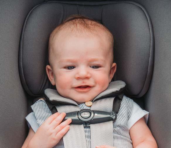 ClearTex Baby Facing Forward