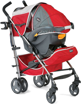 Chicco Liteway Plus Stroller As A Lightweight Infant Car Seat Carrier