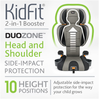 Duozone Head and Shoulder Side-Impact Protection