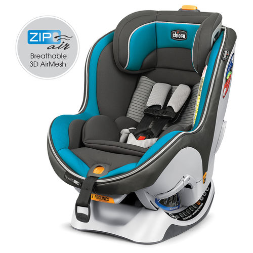 NextFit Zip Air Convertible Car Seat - Ventata