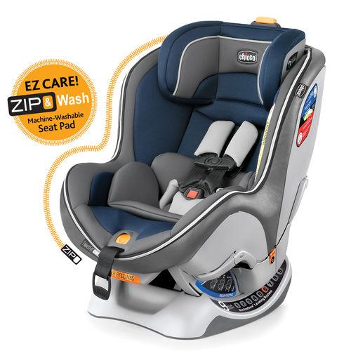 Chicco NextFit Zip Convertible Car Seat - Sapphire
