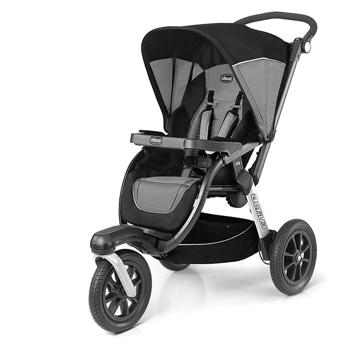 Chicco Activ3 Jogging Stroller in Q Collection