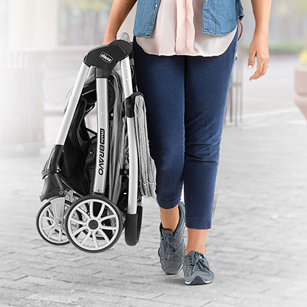 The Mini Bravo Lightweight Stroller By Chicco Chicco