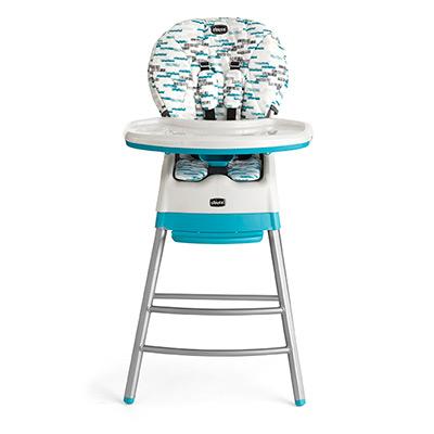 Stack 3 In 1. Multi Chair   Aqua