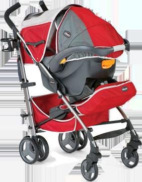 Liteway Plus as a lightweight infant car seat carrier