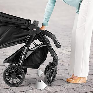 Chicco Bravo Primo Stroller - Allegro