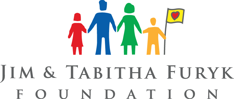 The Jim & Tabitha Furyk Foundation logo
