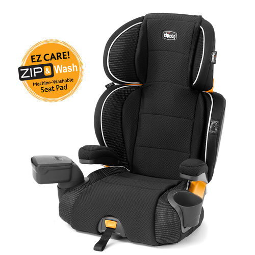 KidFit Zip 2-in-1 Belt Positioning Booster Car Seat - Genesis