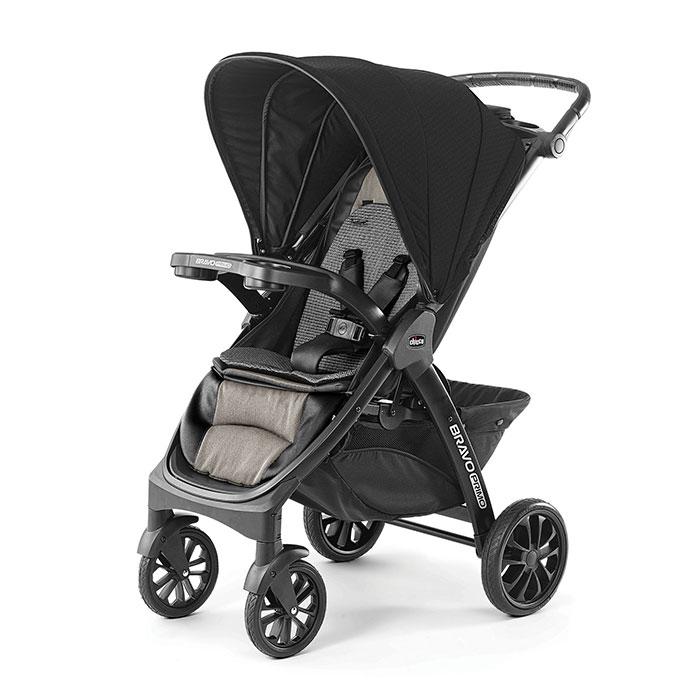 Chicco Bravo Primo Full Size Stroller in Allegro