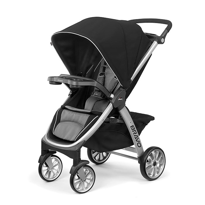 Chicco Bravo Air Full Size Stroller in Q Collection