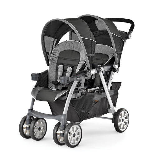 Chicco Cortina Together Double Stroller - Avena