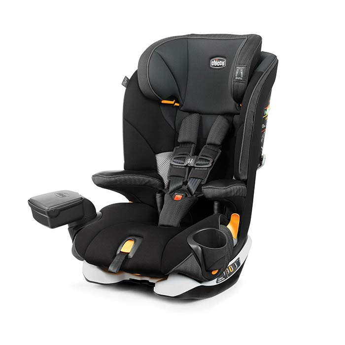 Chicco MyFit LE Booster Car Seat in Anthem