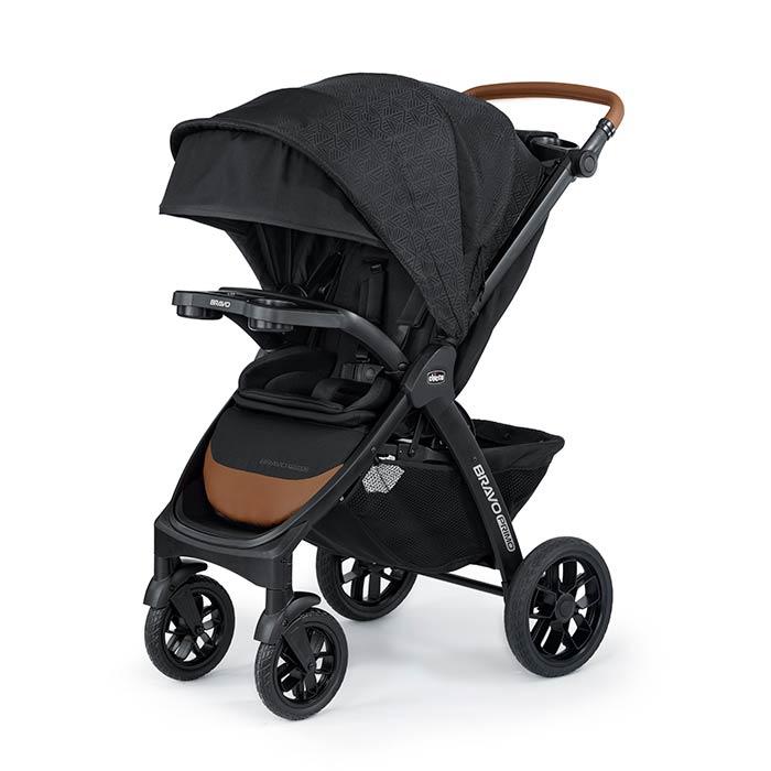 Chicco Bravo Primo Full Size Stroller in Springhill