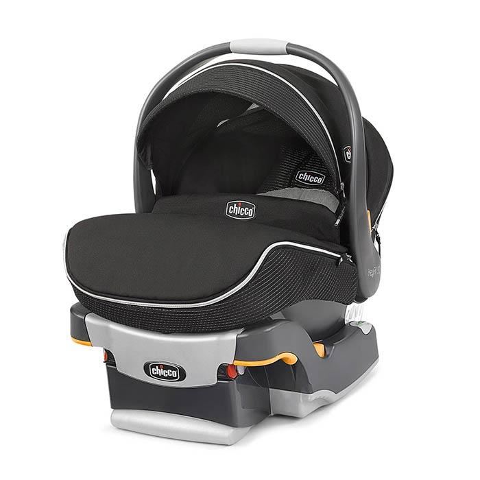 Chicco KeyFit 30 Zip Car Seat in Genesis