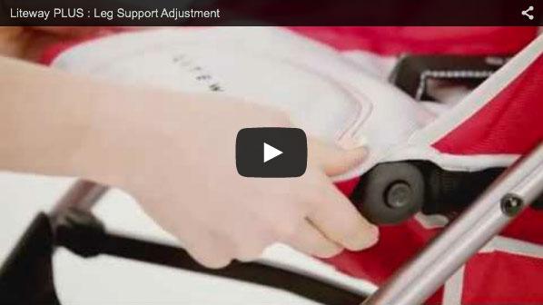 Adjusting Leg Support