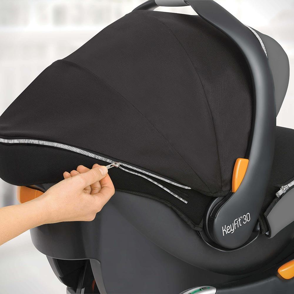 Chicco Keyfit 30 Zip Infant Car Seat Violetta