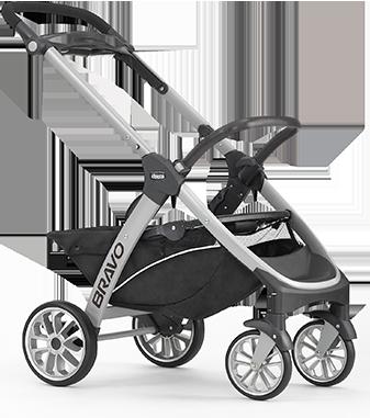 Bravo Stroller Car Seat Carrier