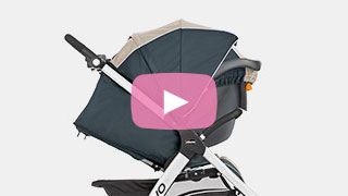 Converting to Travel System Mode