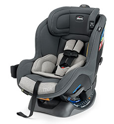Chicco NextFit Max ClearTex Convertible Car Seat in Cove