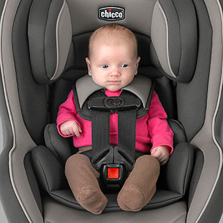 NextFit Zip Convertible Car Seat - Notte  c88689b850abf