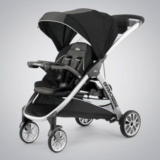 Fits BravoFor2 Strollers