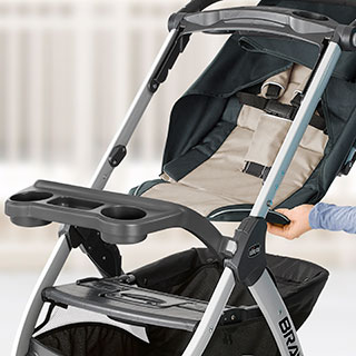 Converts to Frame Stroller