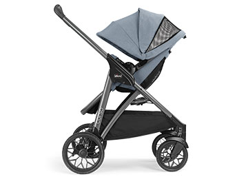 Chicco Corso Stroller is Parent-Facing