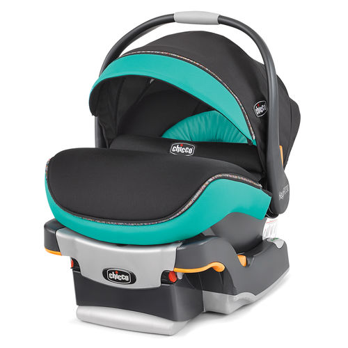 Chicco KeyFit 30 Zip Infant Car Seat & Base - Emerald
