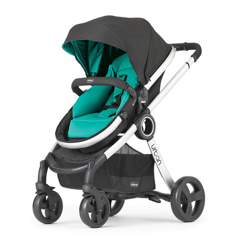 Urban 6-in-1 modular stroller - Emerald