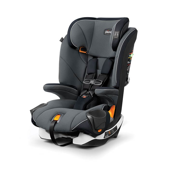 Chicco MyFit Booster Car Seat in Fathom